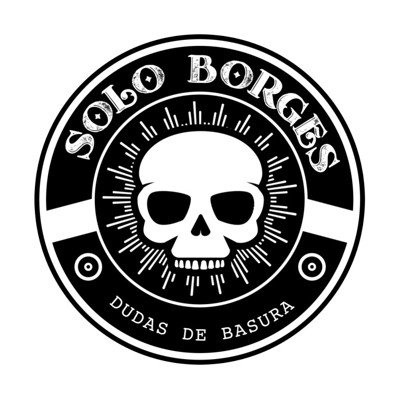 Solo Borges Dudas De Basura Home Stretched Canvas by Soloborges 's Artist Shop