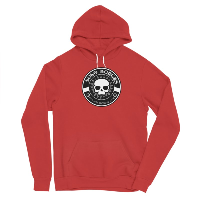 Solo Borges Clean Men's Pullover Hoody by Soloborges 's Artist Shop