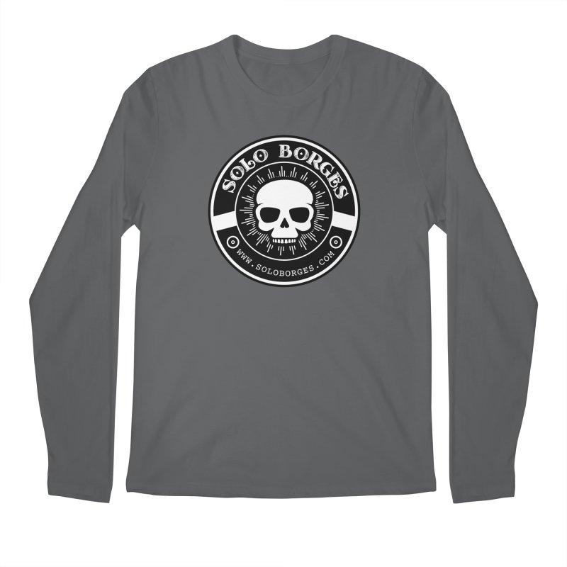 Solo Borges Clean Men's Longsleeve T-Shirt by Soloborges 's Artist Shop