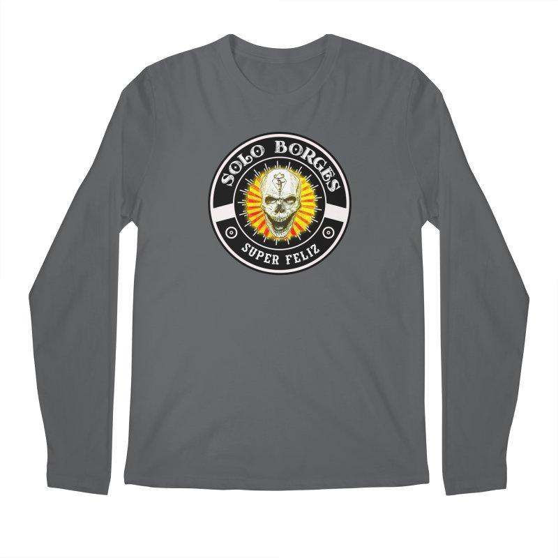 Super Feliz Men's Longsleeve T-Shirt by Soloborges 's Artist Shop
