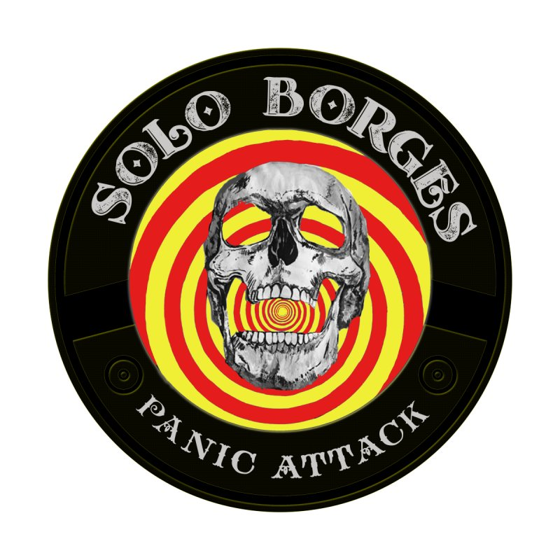 Panic Attack Men's T-Shirt by Soloborges 's Artist Shop