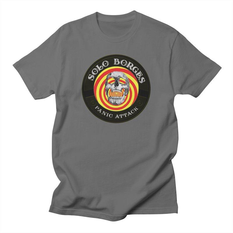 Panic Attack Men's T-Shirt by Soloborges 's Artist Shop