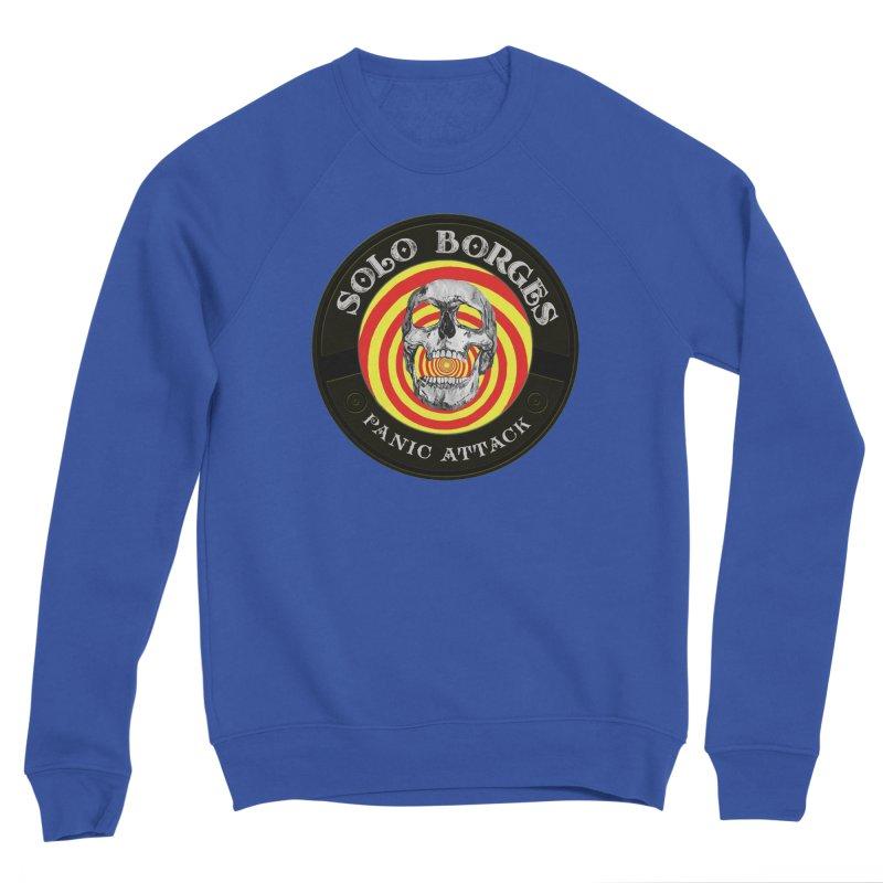 Panic Attack Men's Sweatshirt by Soloborges 's Artist Shop