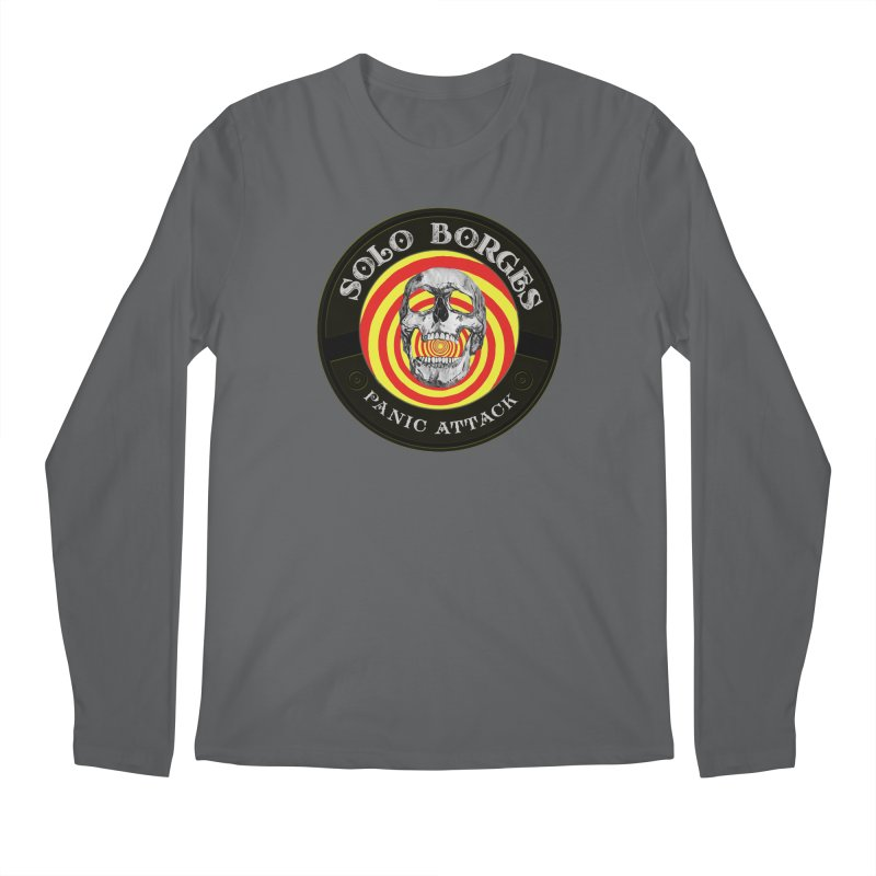Panic Attack Men's Longsleeve T-Shirt by Soloborges 's Artist Shop
