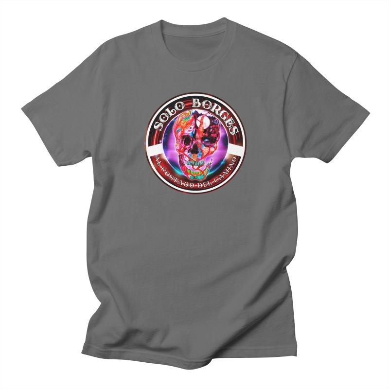 Al Costado Del Camino Men's T-Shirt by Soloborges 's Artist Shop