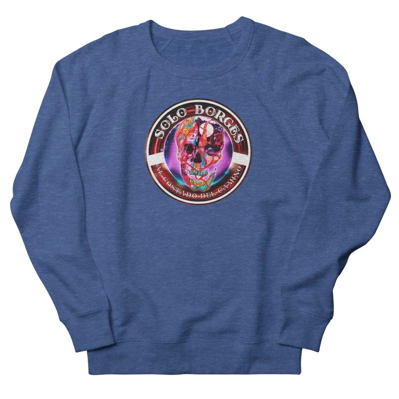 Al Costado Del Camino Men's Sweatshirt by Soloborges 's Artist Shop