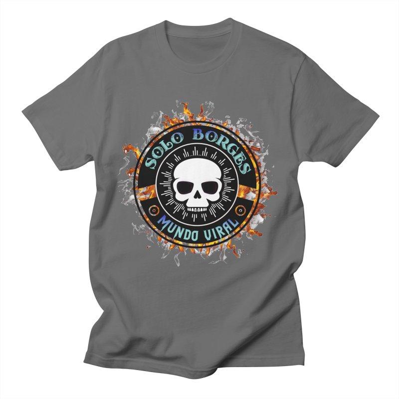Mundo Viral Men's T-Shirt by Soloborges 's Artist Shop