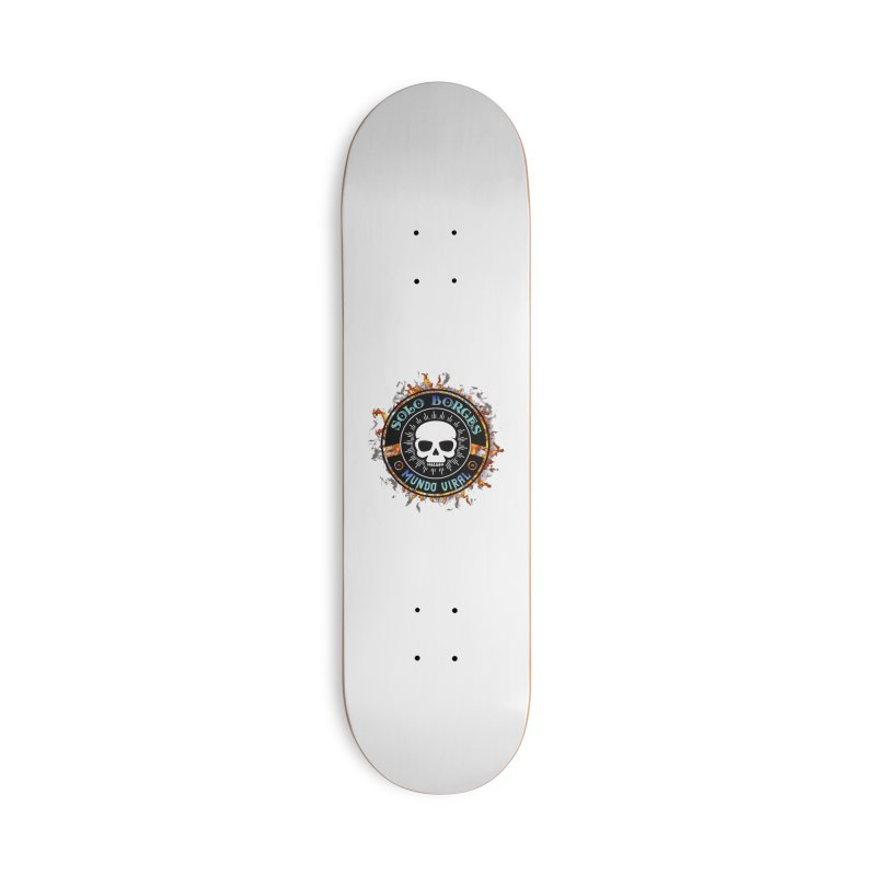 Mundo Viral Accessories Skateboard by Soloborges 's Artist Shop