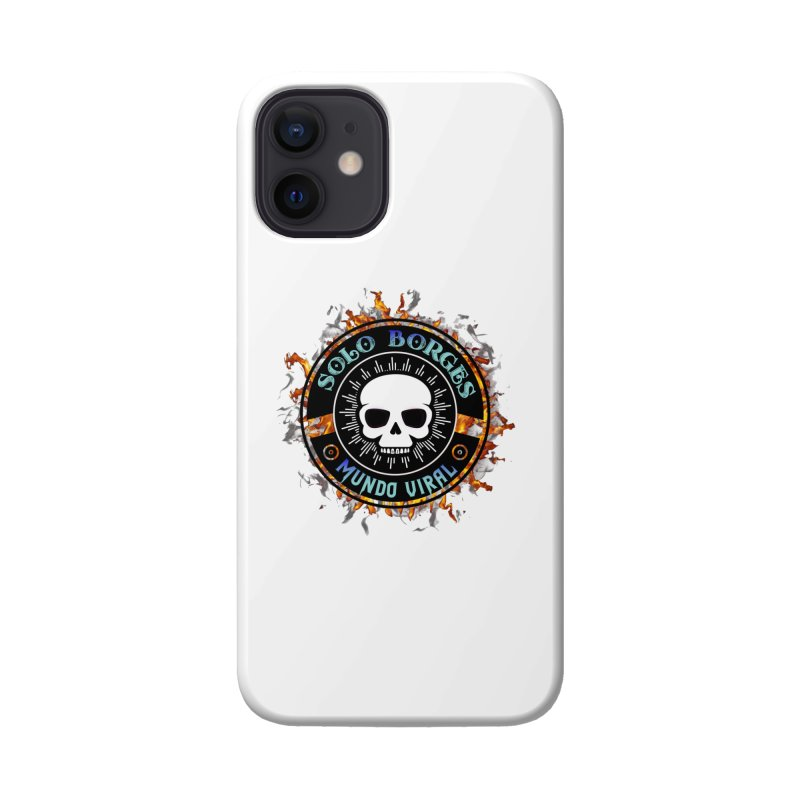 Mundo Viral Accessories Phone Case by Soloborges 's Artist Shop