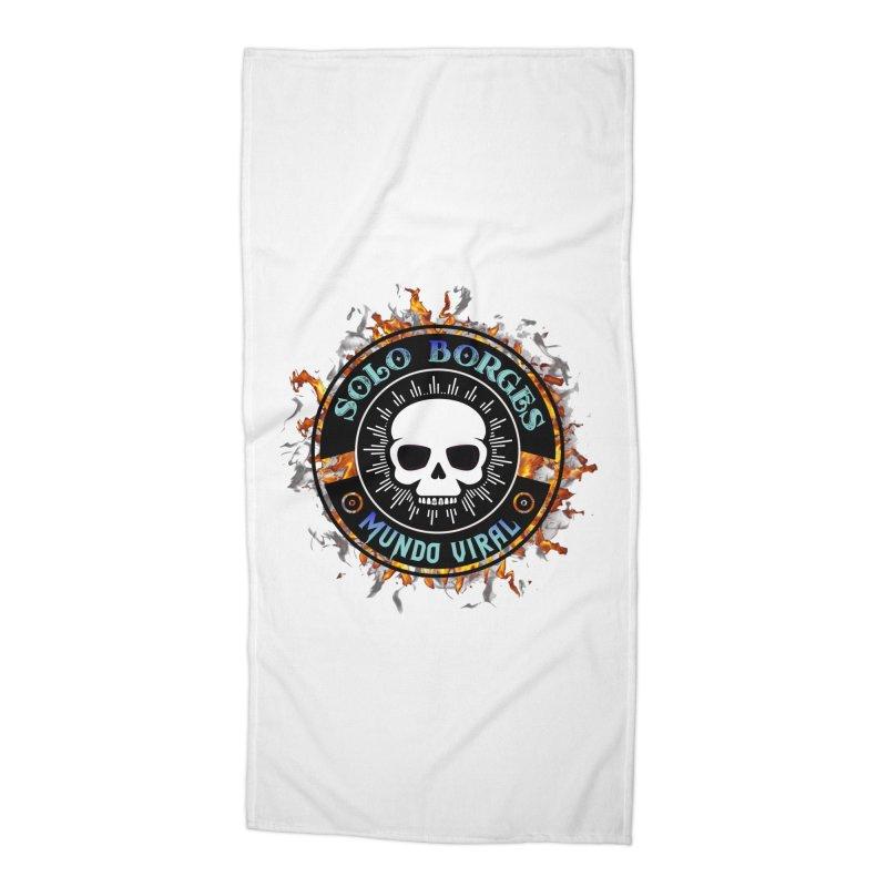 Mundo Viral Accessories Beach Towel by Soloborges 's Artist Shop