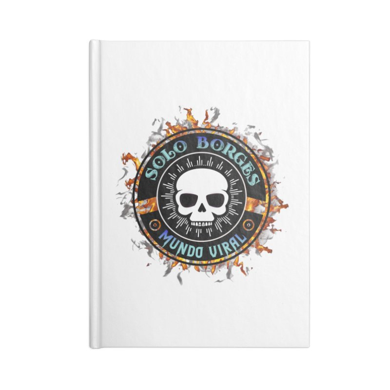 Mundo Viral Accessories Notebook by Soloborges 's Artist Shop