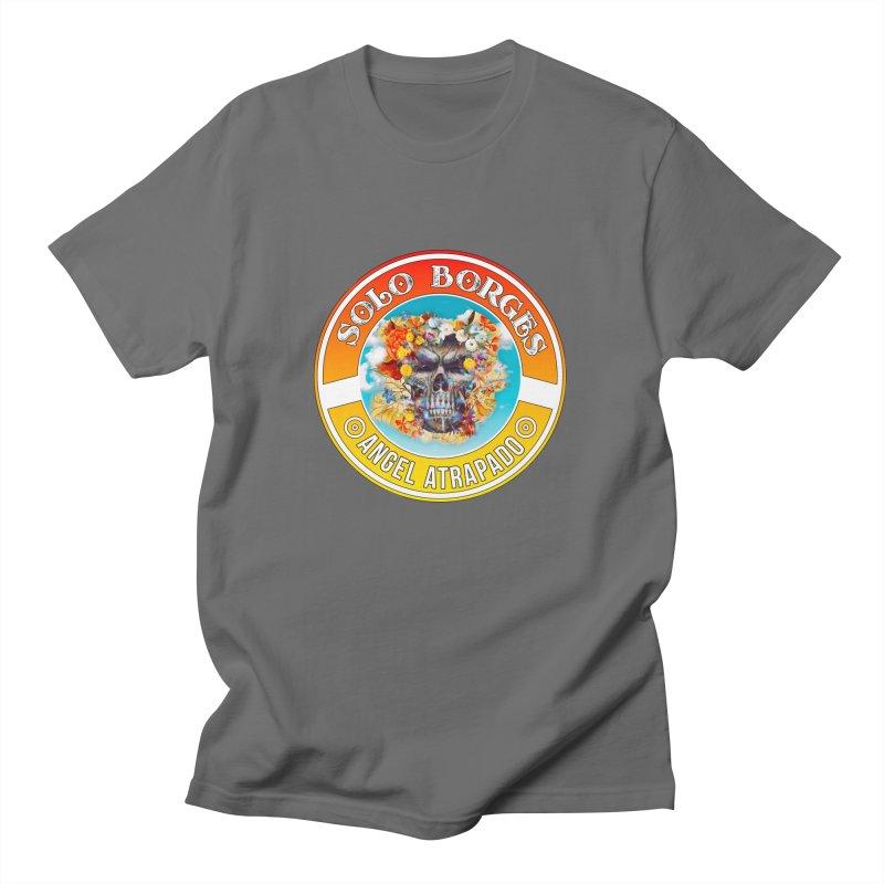 Angel Atrapado Men's T-Shirt by Soloborges 's Artist Shop