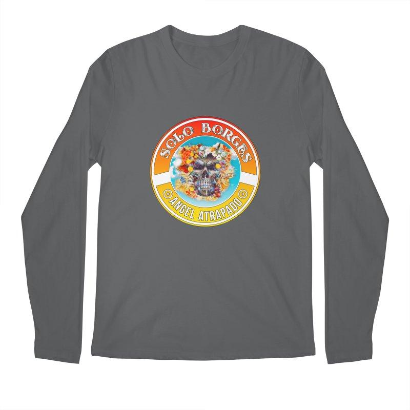 Angel Atrapado Men's Longsleeve T-Shirt by Soloborges 's Artist Shop
