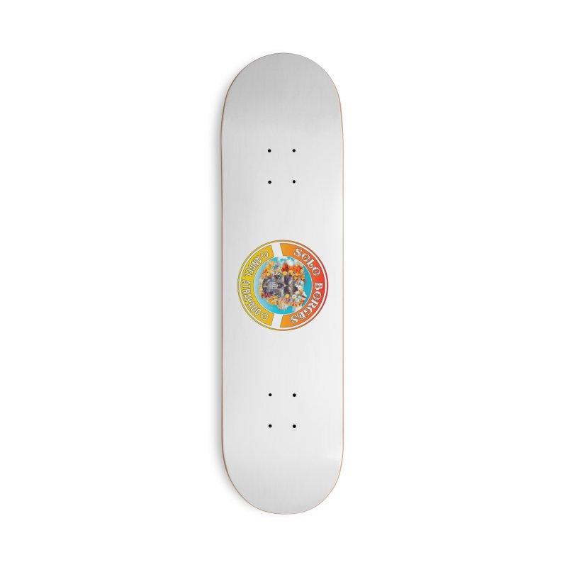 Angel Atrapado Accessories Skateboard by Soloborges 's Artist Shop