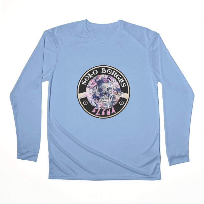 Elena Women's Longsleeve T-Shirt by Soloborges 's Artist Shop