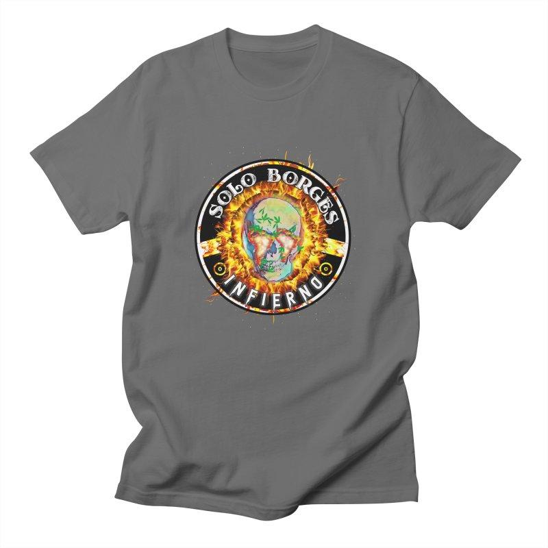 Infierno Men's T-Shirt by Soloborges 's Artist Shop