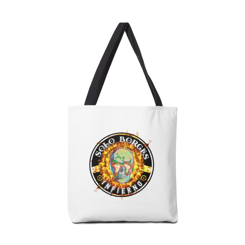 Infierno Accessories Bag by Soloborges 's Artist Shop