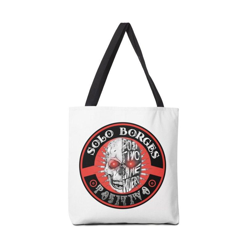 Positivo Accessories Bag by Soloborges 's Artist Shop