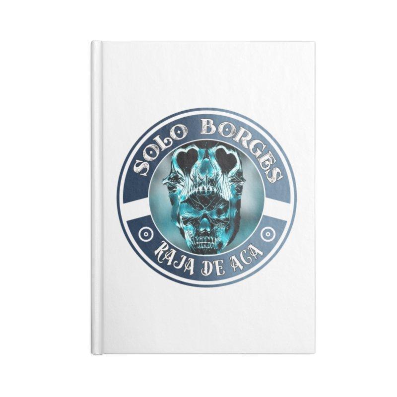 Raja de Aca Accessories Notebook by Soloborges 's Artist Shop