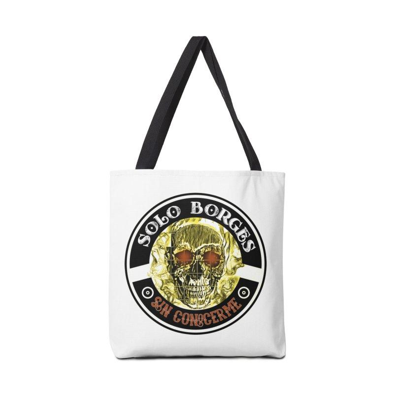 Sin Conocerme Accessories Bag by Soloborges 's Artist Shop