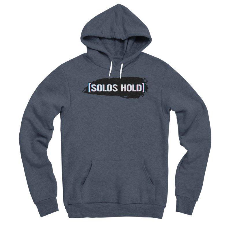 SH Hoon Men's Sponge Fleece Pullover Hoody by SolosHold's Artist Shop