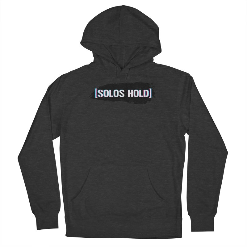 SH Hoon Men's French Terry Pullover Hoody by SolosHold's Artist Shop