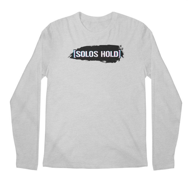 SH Hoon Men's Regular Longsleeve T-Shirt by SolosHold's Artist Shop