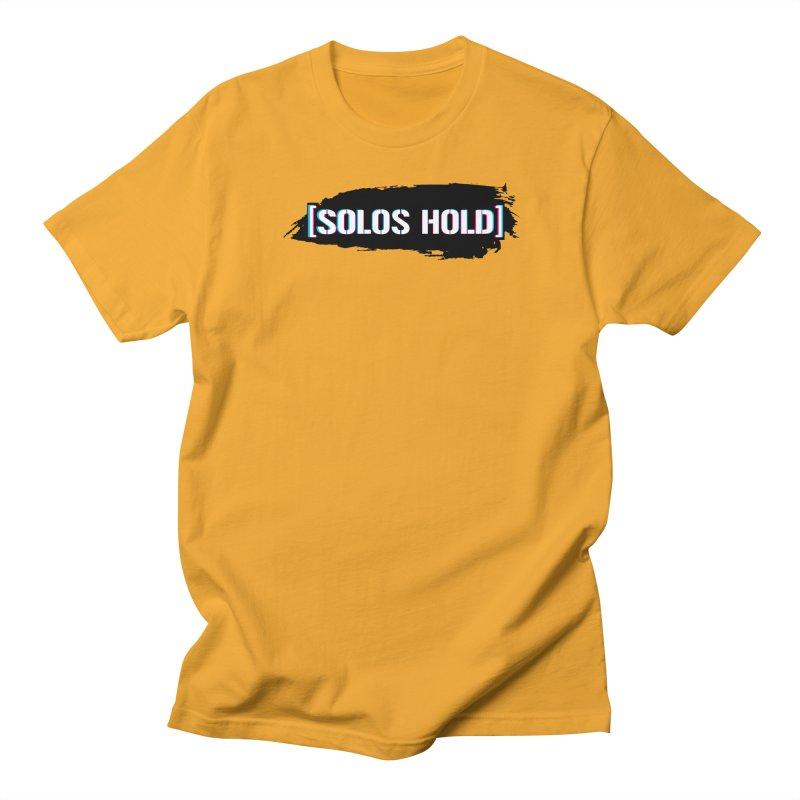 SH Hoon Men's Regular T-Shirt by SolosHold's Artist Shop