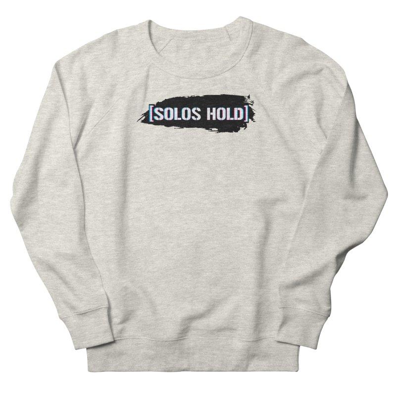 SH Hoon Men's French Terry Sweatshirt by SolosHold's Artist Shop