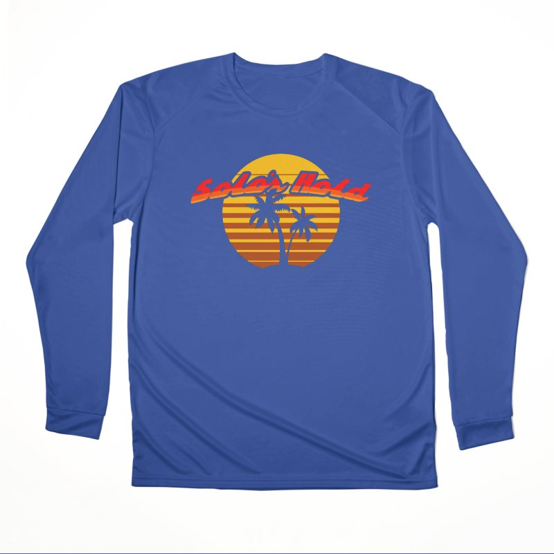Solofornia Men's Performance Longsleeve T-Shirt by SolosHold's Artist Shop