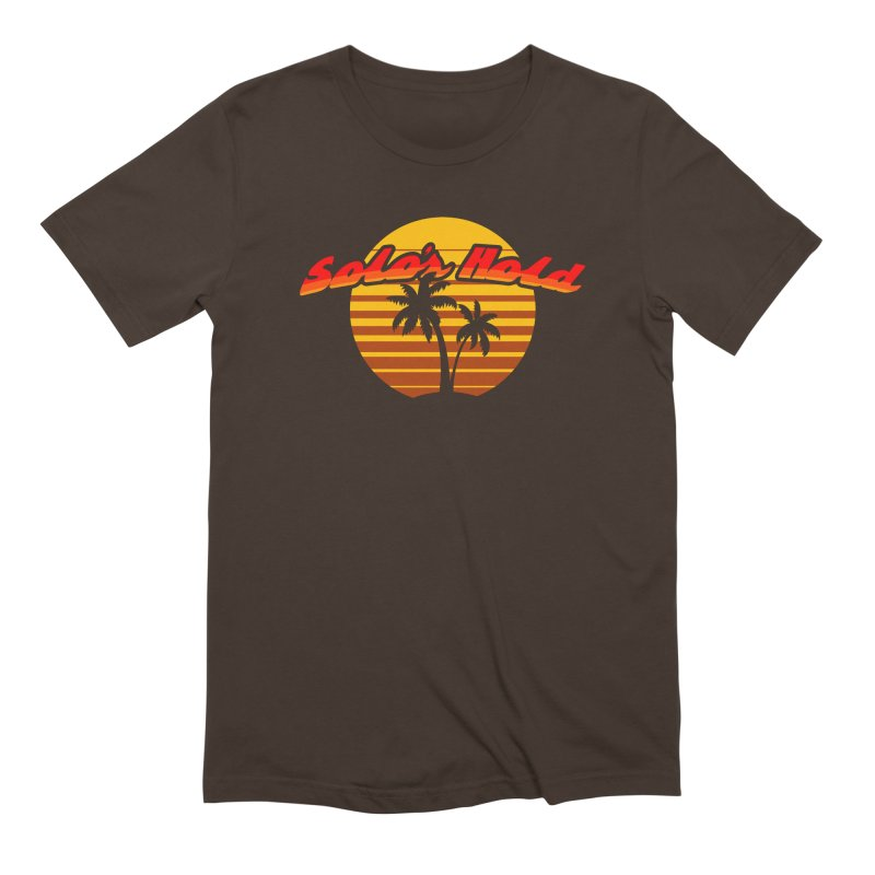 Solofornia Men's Extra Soft T-Shirt by SolosHold's Artist Shop