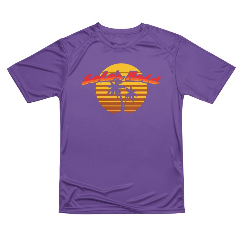 Solofornia Men's Performance T-Shirt by SolosHold's Artist Shop