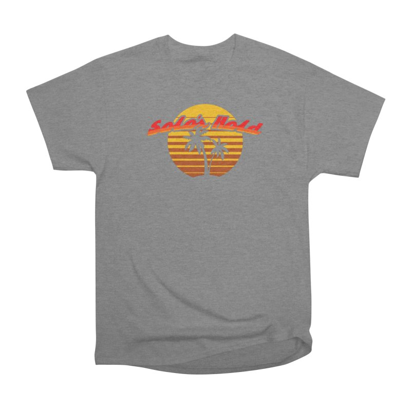 Solofornia Men's Heavyweight T-Shirt by SolosHold's Artist Shop