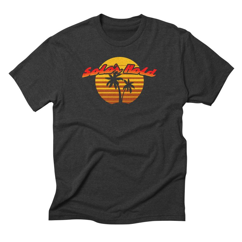 Solofornia Men's Triblend T-Shirt by SolosHold's Artist Shop