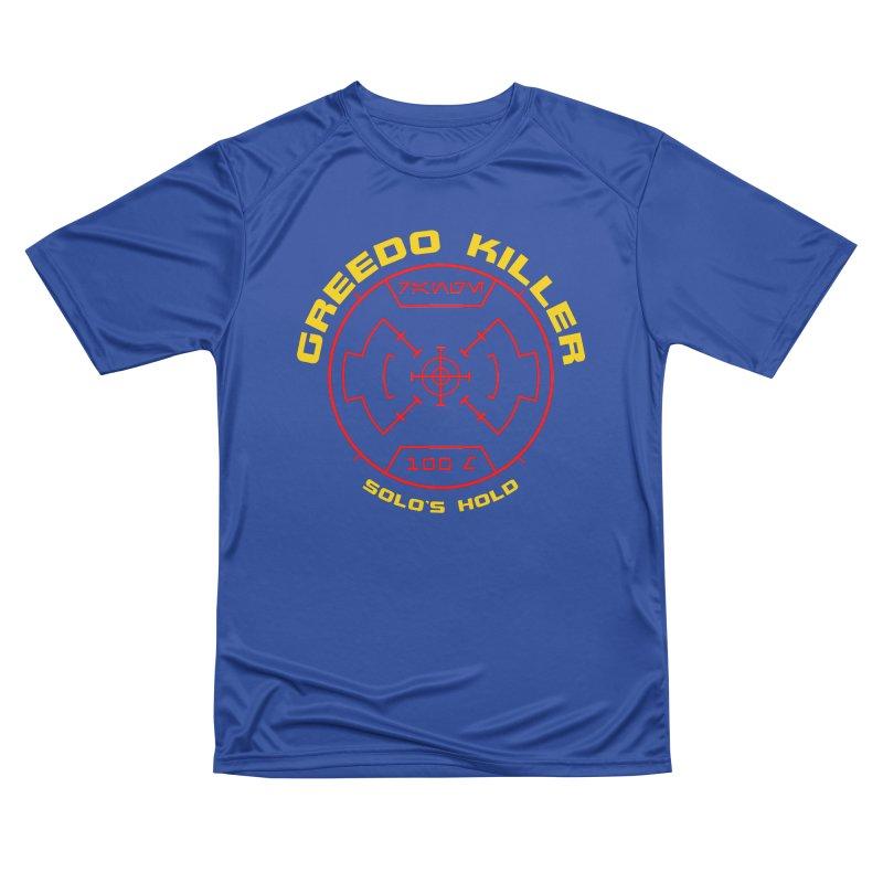 Greedo Killer Men's Performance T-Shirt by SolosHold's Artist Shop