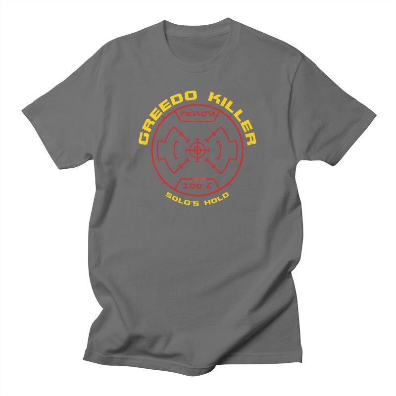 Greedo Killer Men's T-Shirt by SolosHold's Artist Shop