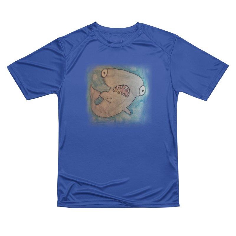 Faith's Whale Men's Performance T-Shirt by SolosHold's Artist Shop