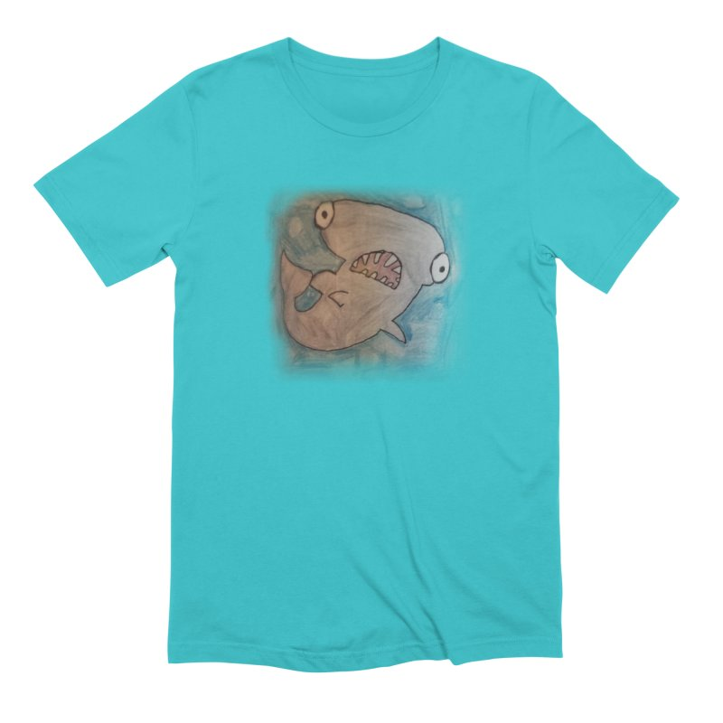 Faith's Whale Men's Extra Soft T-Shirt by SolosHold's Artist Shop