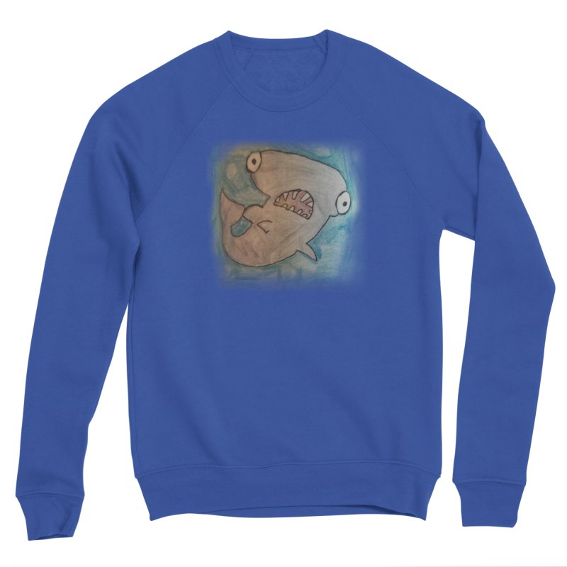 Faith's Whale Men's Sponge Fleece Sweatshirt by SolosHold's Artist Shop