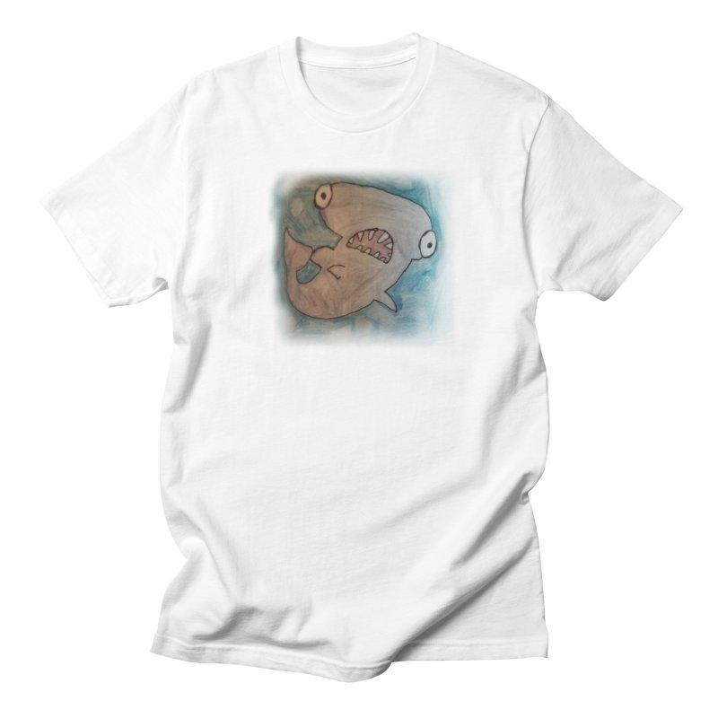 Faith's Whale Men's Regular T-Shirt by SolosHold's Artist Shop