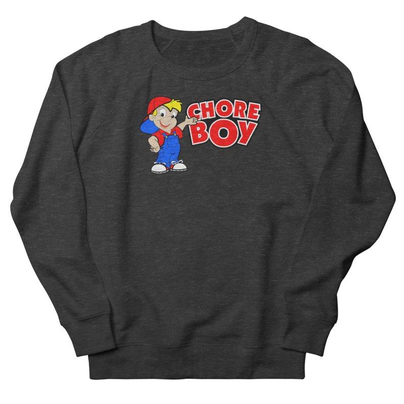 ChoreBoy Men's French Terry Sweatshirt by SolosHold's Artist Shop