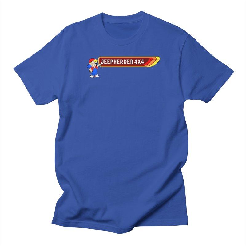 CB Jeepherder Men's Regular T-Shirt by SolosHold's Artist Shop