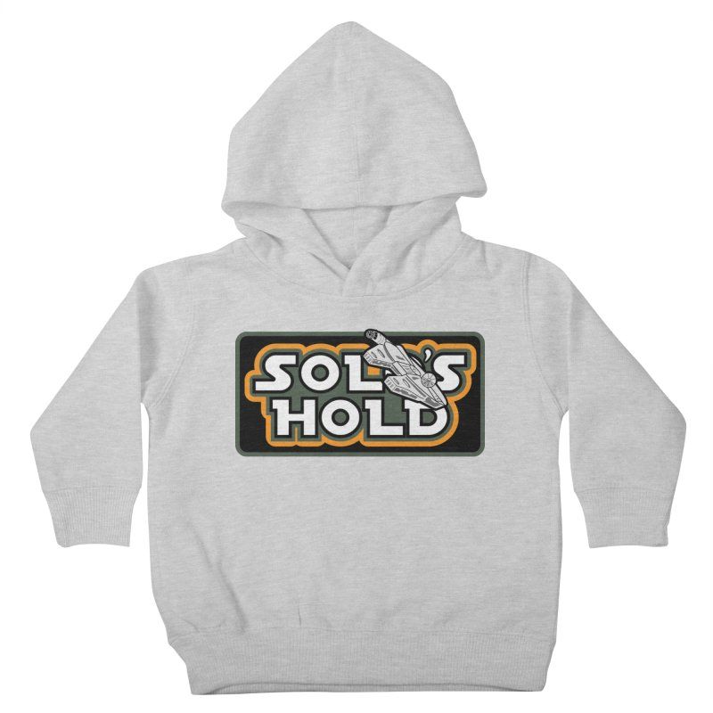 Green Vintage Kids Toddler Pullover Hoody by SolosHold's Artist Shop
