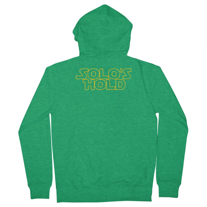 Solo's Hold Women's Zip-Up Hoody by SolosHold's Artist Shop