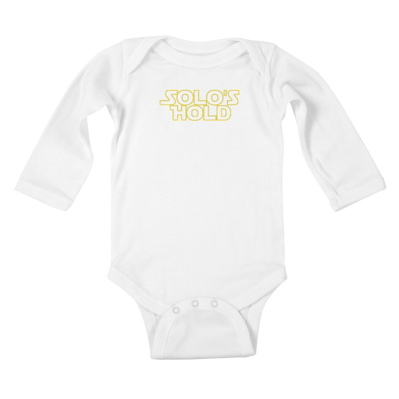 Solo's Hold Kids Baby Longsleeve Bodysuit by SolosHold's Artist Shop