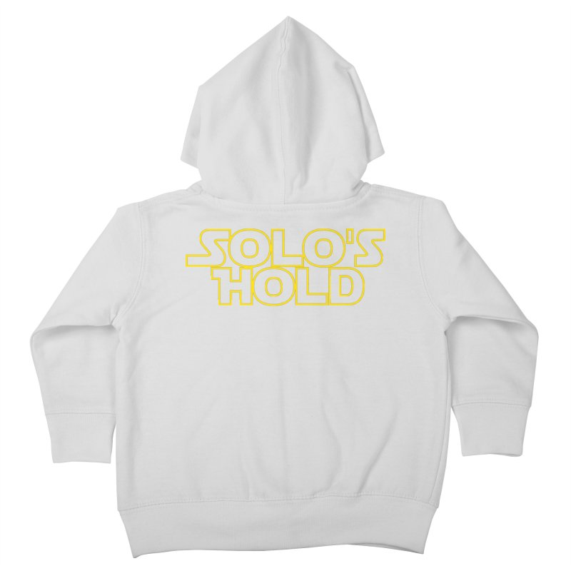 Solo's Hold Kids Toddler Zip-Up Hoody by SolosHold's Artist Shop