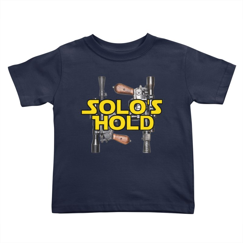 Blasters Kids Toddler T-Shirt by SolosHold's Artist Shop