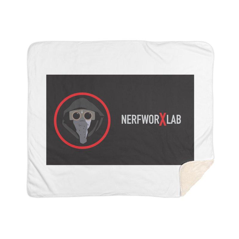 NerfworXlab Home Blanket by SolosHold's Artist Shop