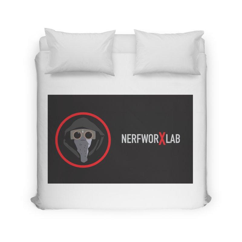 NerfworXlab Home Duvet by SolosHold's Artist Shop