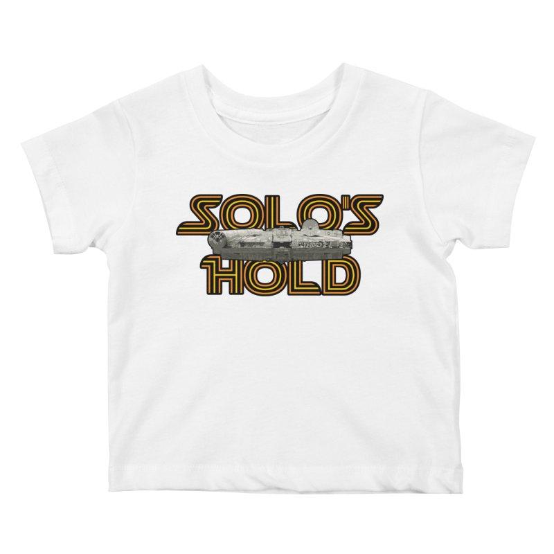 Aermacchi light bg Kids Baby T-Shirt by SolosHold's Artist Shop